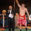 Boxe: Luca Tassi torna a vincere per k.o.