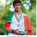 Francesco Marrai sul podio mondiale