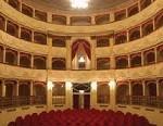 la platea del teatro Goldoni