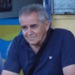 Renzo Bergamo, il mister amaranto ( foto gianpi)