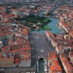 Livorno dall'alto