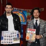 Mario Gigena e Giovanni Nigiotti presentano l'Album