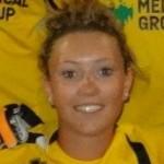 Alessandra Fossi, il gol del pareggio