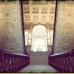 l'interno della Biblioteca Labronica
