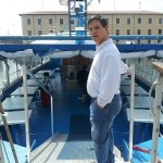 Davide Tornar, dà il benvenuto al Cà Moro
