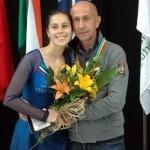 Cristina Giuliani e Gianfranco Minin