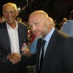 Massimiliano Talini e Filippo Nogarin ( foto gianpi)