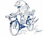 triglia in bicicletta