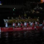 il Venezia esulta ( foto Gianpi)