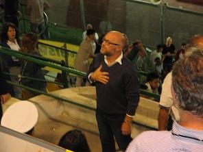 Filippo Nogarin ( foto gianpi)
