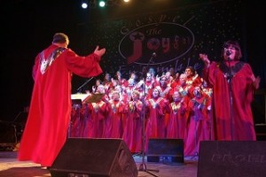 The Joyful Gospel Ensemble