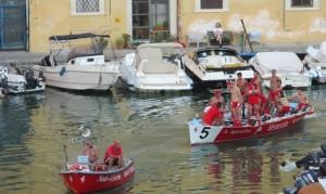 Il Venezia lungo i fossi ( foto gianpi)