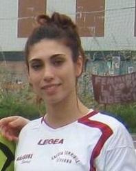 Elena Tramonti, gioia e... dolore