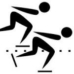 pattinaggio velocità logo