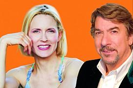 Gaia De Laurentis e Marco Columbro