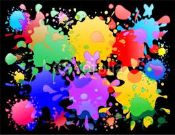 macchie di colore