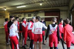 I cadetti del GS VVF Tomei