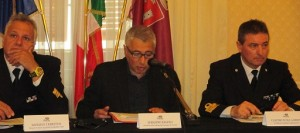 da sx: Cerretini, Fasulo e Gabrini ( foto gianpi)