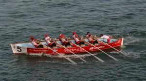 Il venezia al Molo Novo ( foto formigli)
