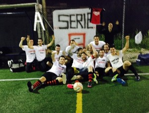 La Scaletta  football esulta